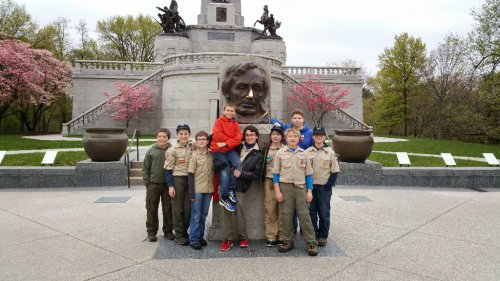2015-04 Lincoln Pilgrimage